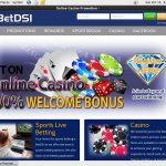 BetDSI Online Roulette