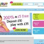 Bingo Fabulous Slots Online