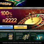 Club SA Casino Direct Deposit
