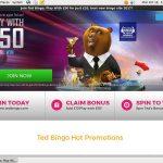 Download Ted Bingo App