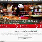 Dream Jackpot Inloggen