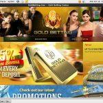 Goldbetting カジノ ボーナス