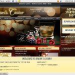 Gutscheincode Simon Says Casino