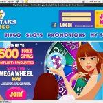 My Stars Bingo 保証金
