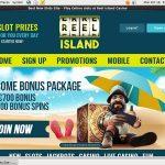 Reel Island Bonus Code 2017