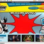 Smashing Casino Joining Offer
