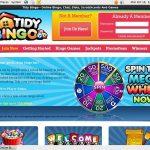 Tidybingo Casino Uk