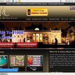 Casinoroyalclub Välkomstbonus