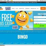 Costa Bingo Welcome Bonus