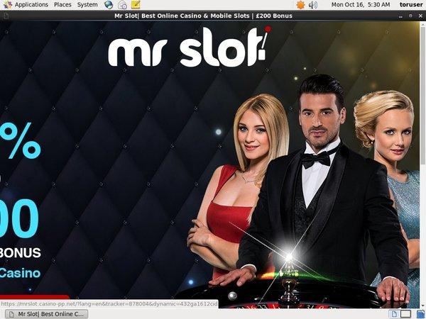 Mrslot Com Casino