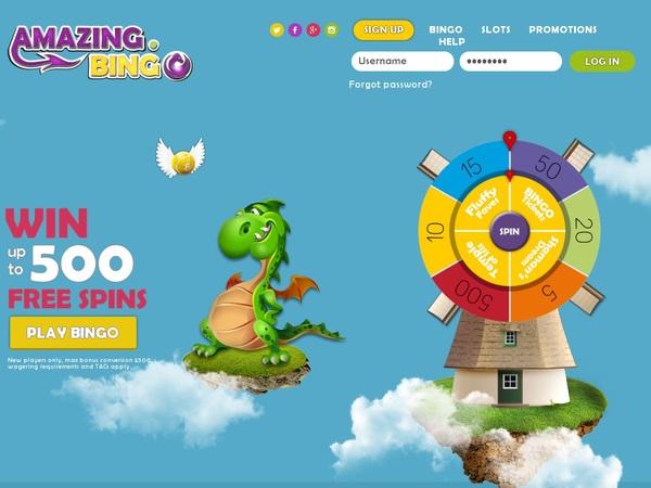 Amazing Bingo Slot