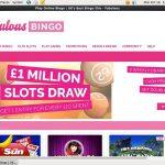 Fabulousbingo Casino Bonus