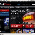 Red Kings Poker Join Up Bonus