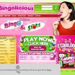 Bingolicious Free Bonus