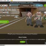 Caratcasino Free Bet