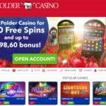 無料ボーナス Polder Casino