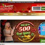 Charming Bingo Vip Bonus