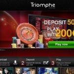 Triomphe Casino For Free