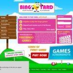 Bingo Yard Livescore