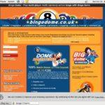 Bingo Dome 寄存器