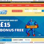 Bingohero Online Casino Websites