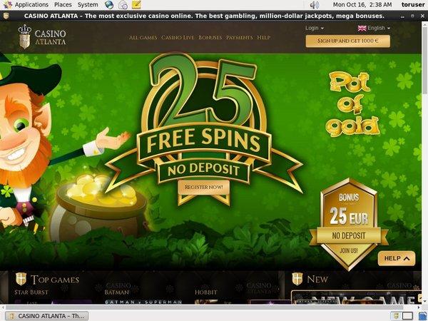Casino Atlanta Casino Games