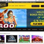 Goldman Casino Welcome Bonus