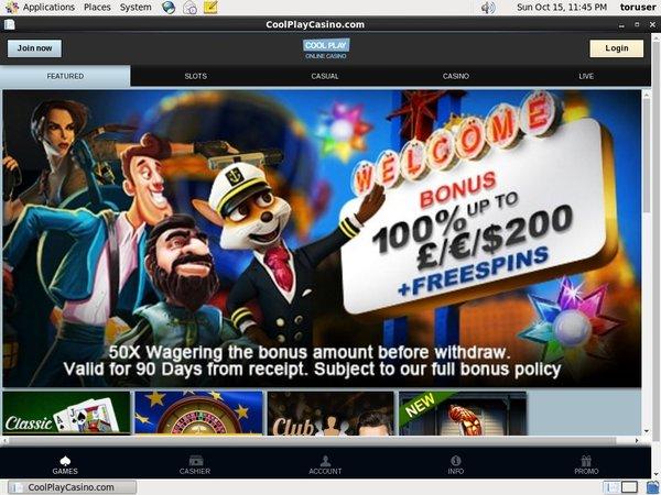 Cool Play Casino Aloha