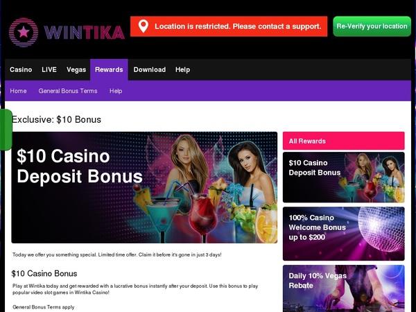 Wintika Uk Mobile
